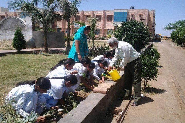 Sheetla Public School-Earth Day Celebraion