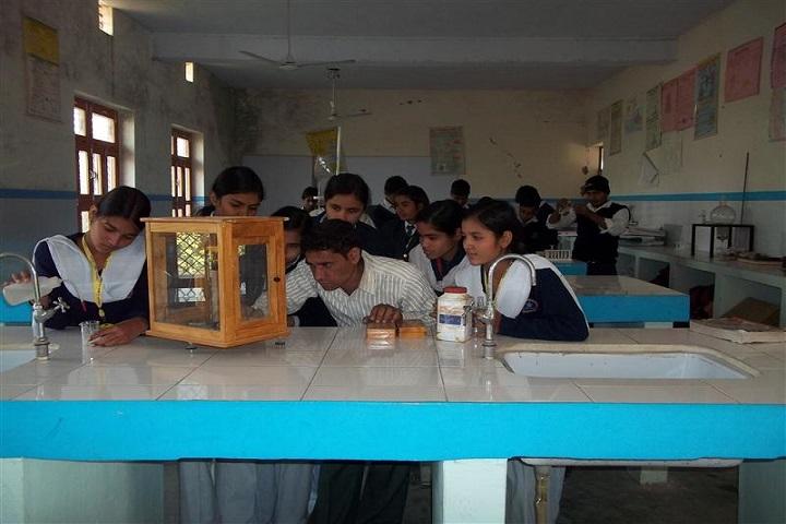 Sheetla Public School-Chemistry Lab