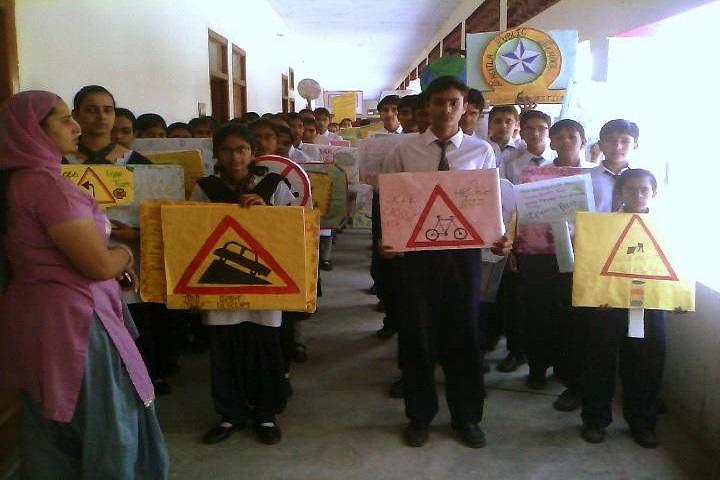Sheetla Public School-Road Safety Rally