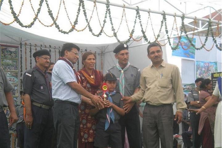 Sheetla Public School-Awards
