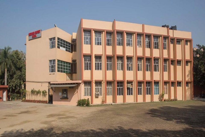 Sherwood Convent School-Campus View