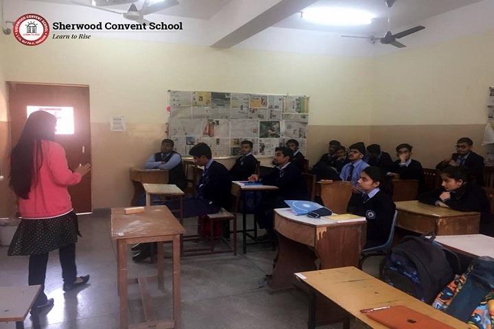 Sherwood Convent School-Classroom
