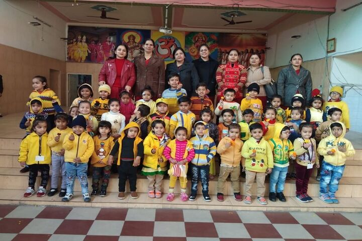Shiksha Bharti Senior Secondary School-Childrens Day