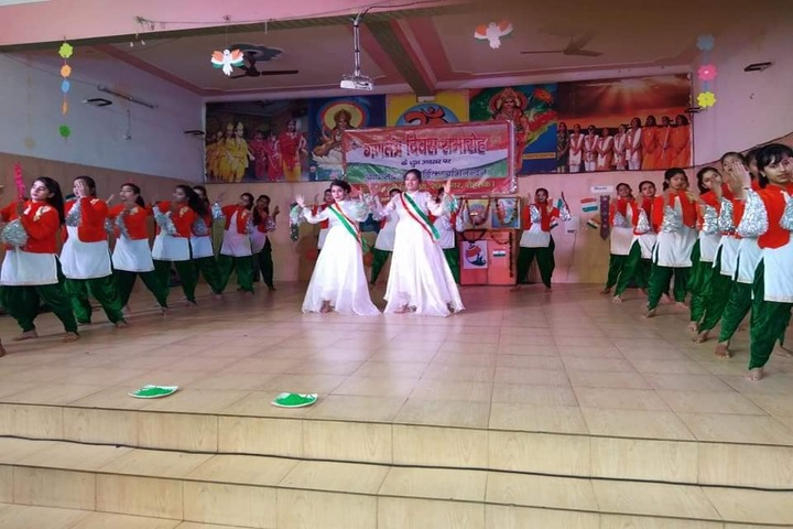 Shiksha Bharti Senior Secondary School-Dancing Activity