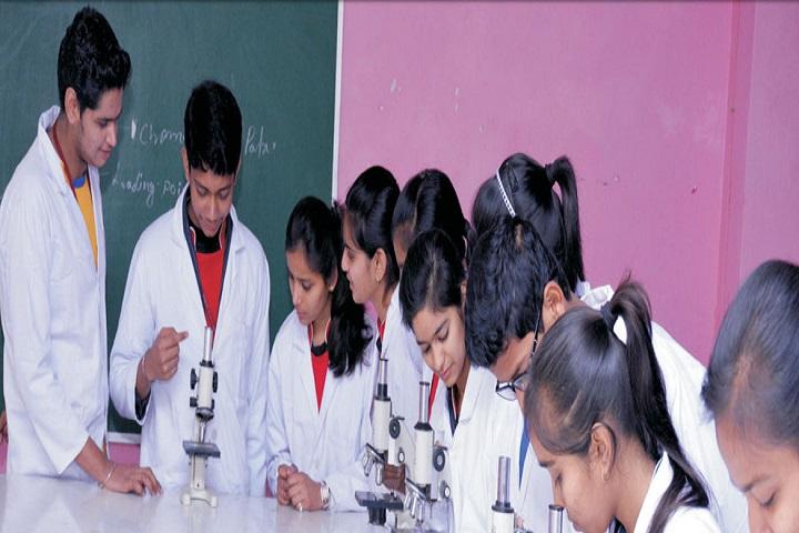 Shiv Public Senior Secondary School-Laboratory