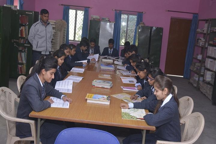 Shiv Public Senior Secondary School-Library