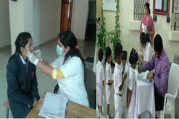 Shiv Public Senior Secondary School-Medical Checkup