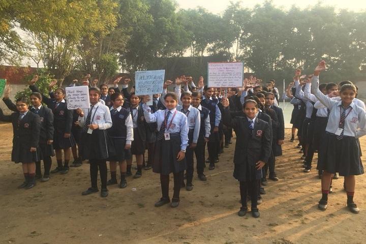 Shiv Public Senior Secondary School-National Integration Week