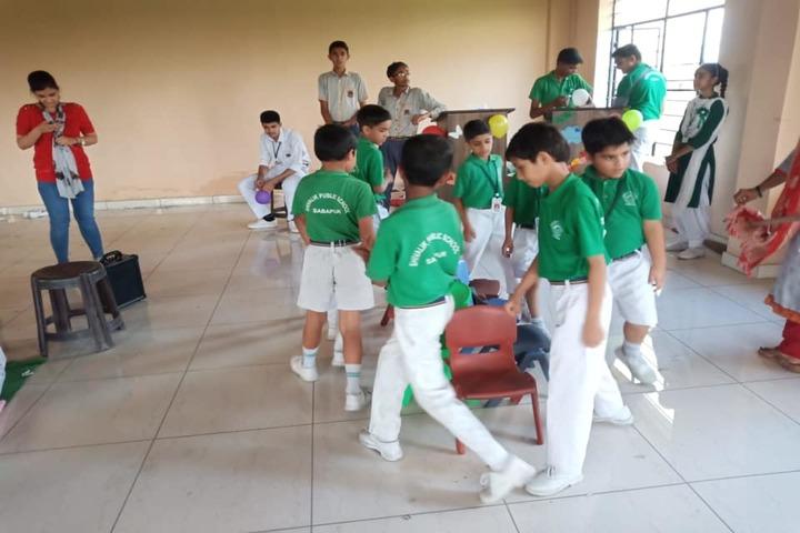 Shivalik Senior Secondary School-Activity Room
