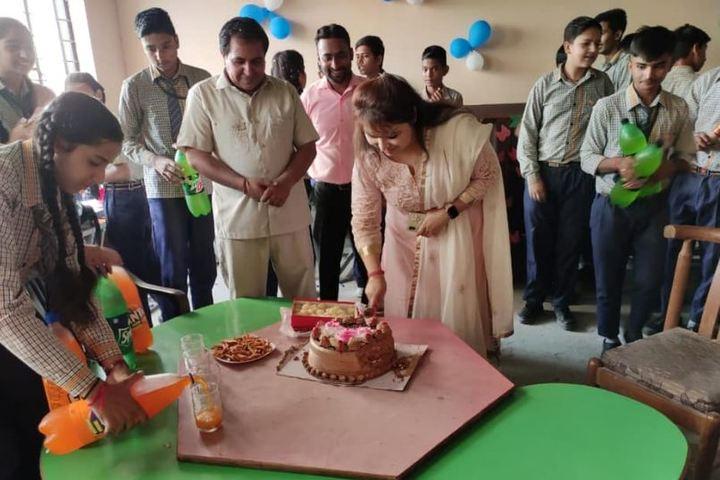 Shivalik Senior Secondary School-Birthday Celebrations