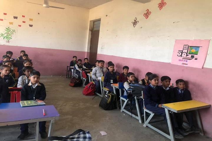 Shivalik Senior Secondary School-Classroom