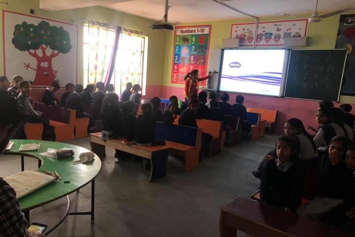 Shivalik Senior Secondary School-Digital Classrooms