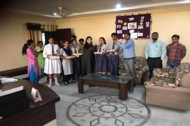Shivalik Senior Secondary School-Event