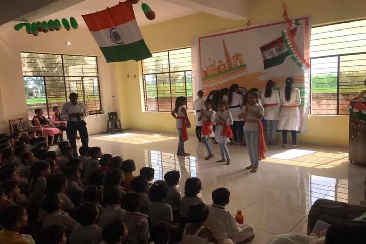 Shivalik Senior Secondary School-Independence Day Celebrations