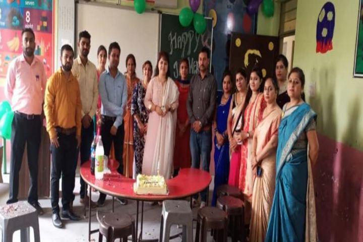 Shivalik Senior Secondary School-Staff