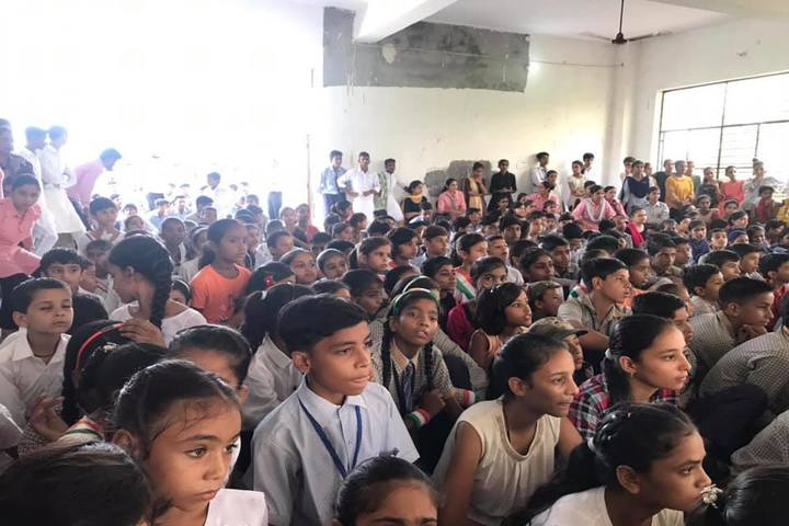Shivalik Senior Secondary School-Students