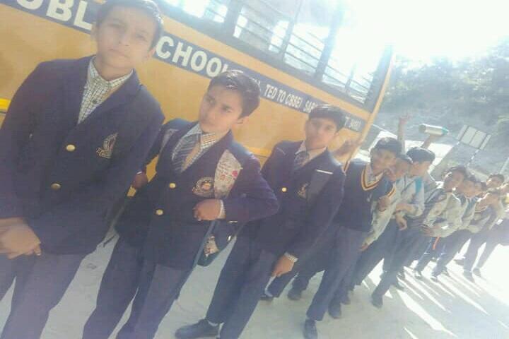 Shivalik Senior Secondary School-Transport
