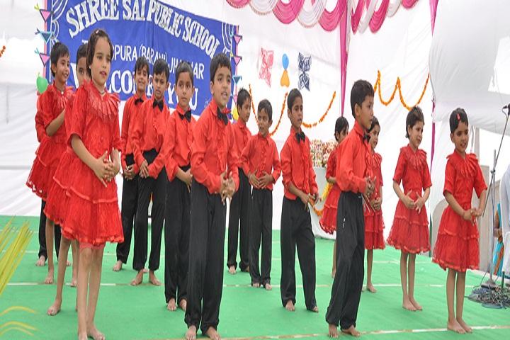 Shree Sai Public School-Celebration