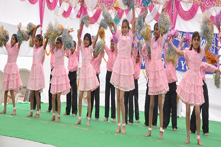 Shree Sai Public School-Dance
