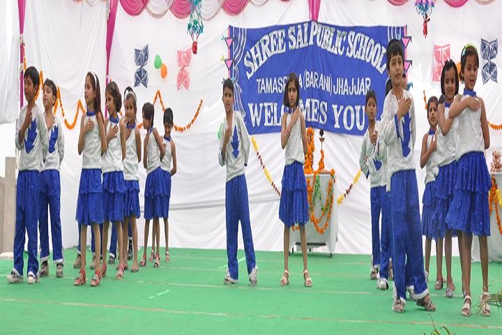 Shree Sai Public School-Event