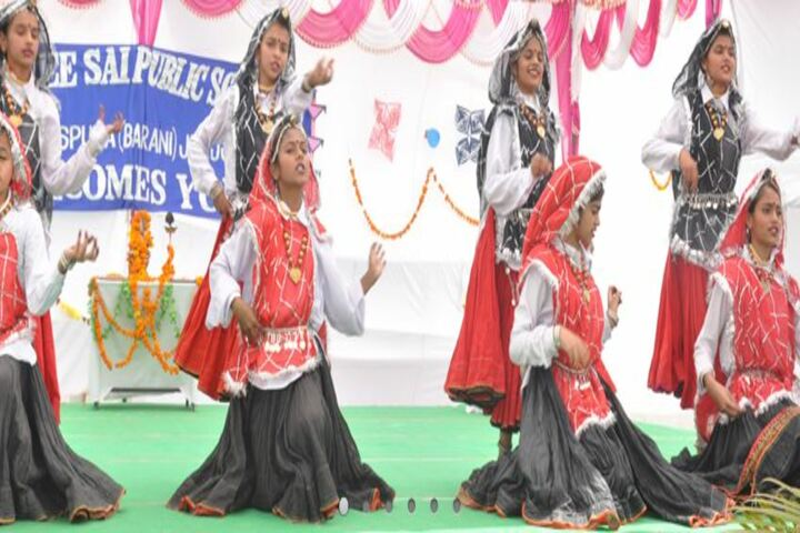 Shree Sai Public School-Fancy Dress