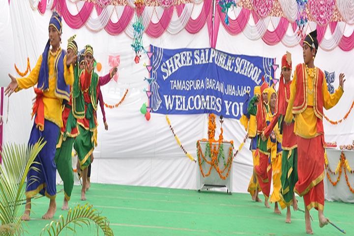 Shree Sai Public School-Festival Celebration