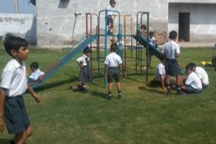Shree Sai Public School-Play Area