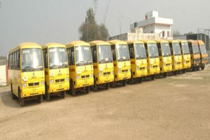 Shree Sai Public School-Transport