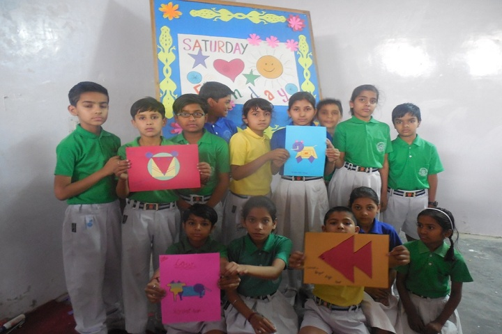 Shree Tyagi Modern Public School-Activity