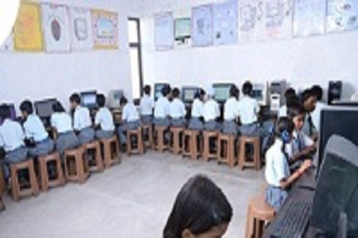 Shree Tyagi Modern Public School-Computer Lab