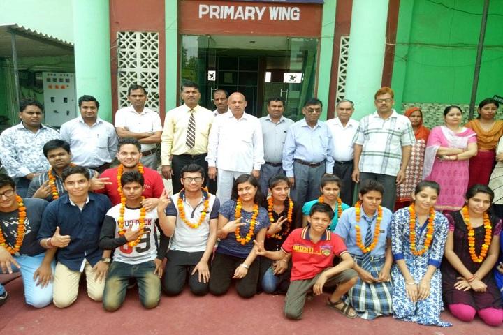 Shree Tyagi Modern Public School-Faculty and Students