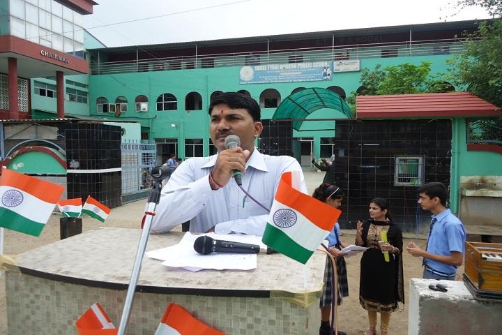 Shree Tyagi Modern Public School-Independence Day