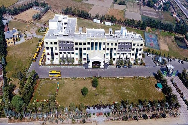 Shreejee International School-Campus View