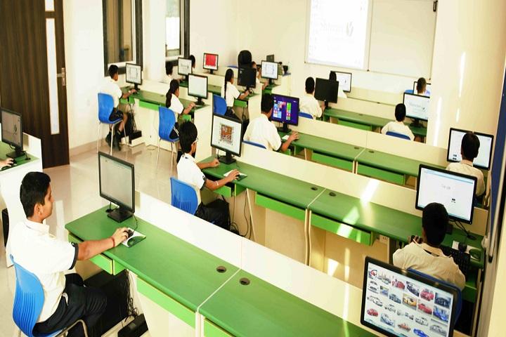 Shreejee International School-Computer Lab