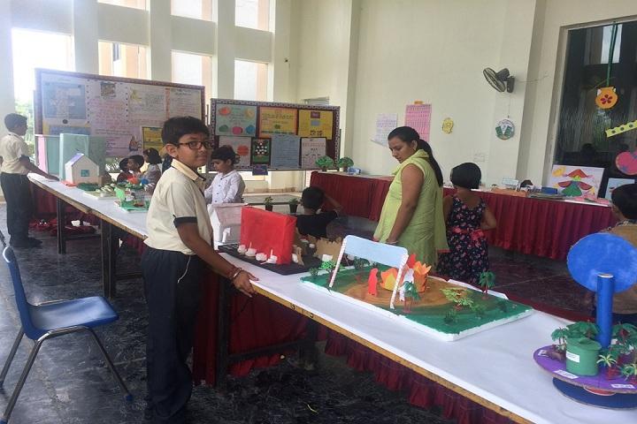 Shreejee International School-Exhibition