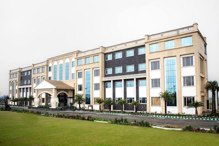 Shreejee International School-School Building