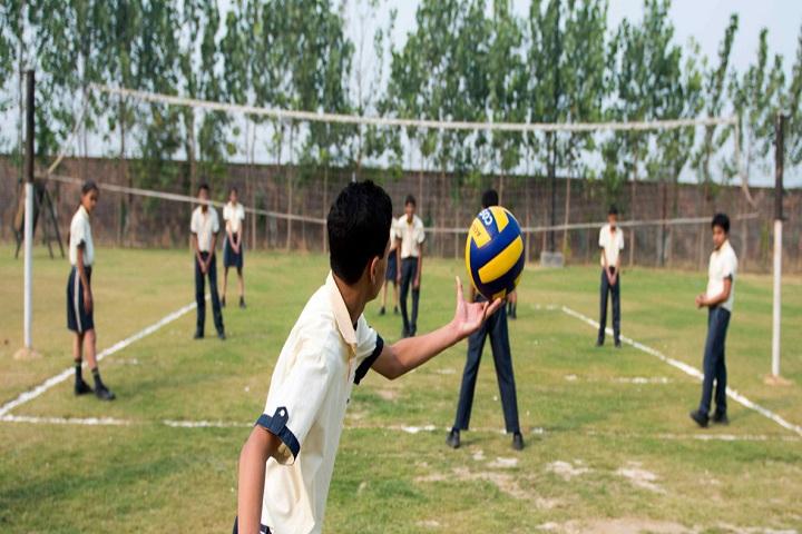 Shreejee International School-Sports