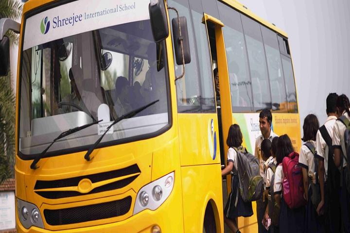 Shreejee International School-Transport