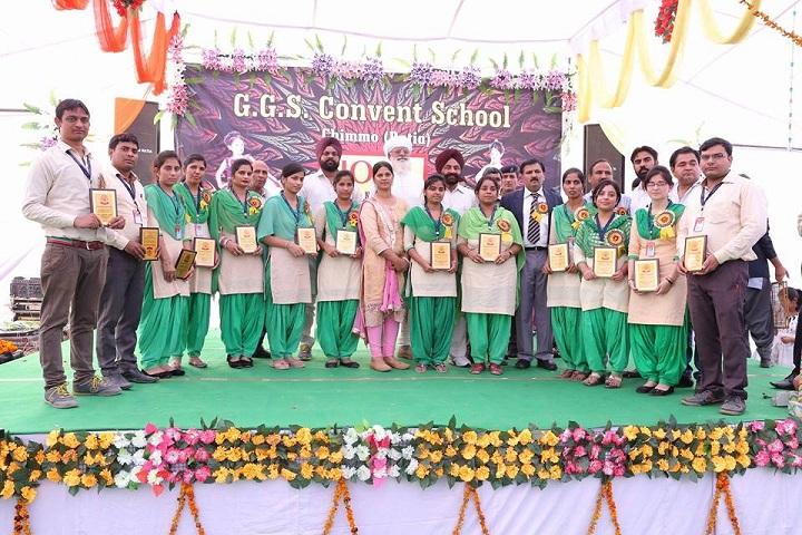 Shri Guru Gobind Singh Convent School-Achievment