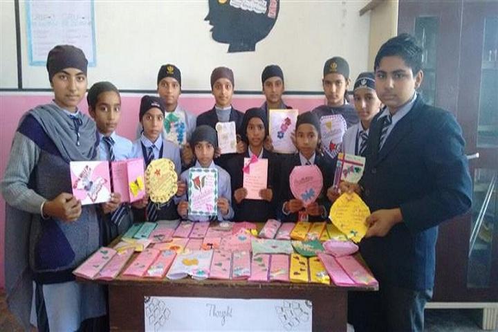 Shri Guru Gobind Singh Convent School-Art and Craft