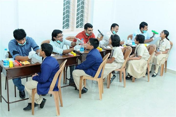 Shri Guru Gobind Singh Convent School-Medical Facility