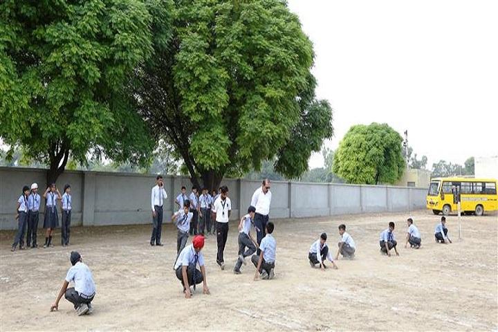 Shri Guru Gobind Singh Convent School-Sports
