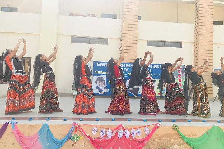 Shri Harkrishan Public School-Dance
