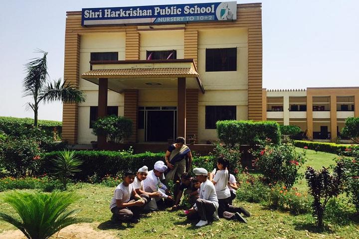 Shri Harkrishan Public School-School Building