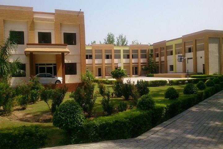 Shri Harkrishan Public School-School View