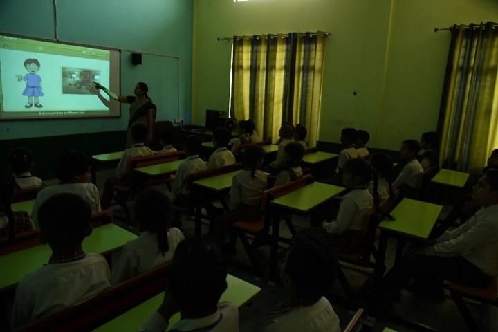 Shri Harkrishan Public School-Smart Classroom