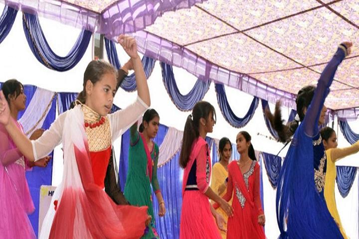 Shri Krishna Public School-Dance Event