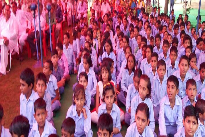 Shri Krishna Public School-Students