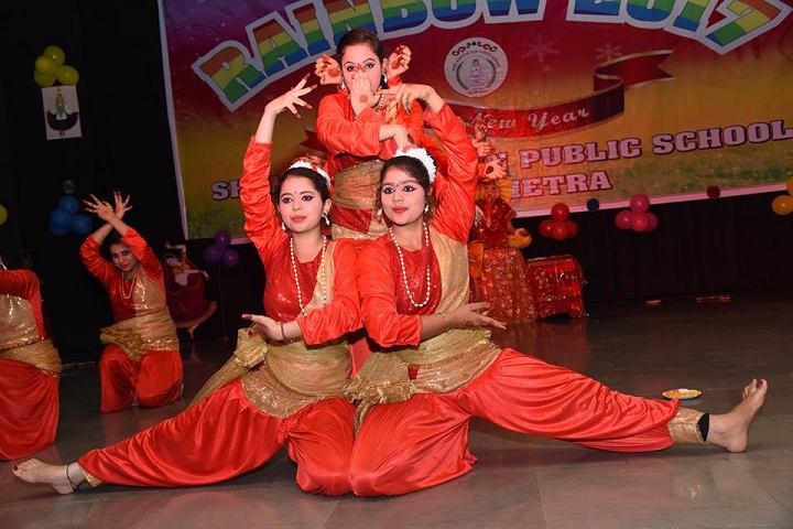 Shri Mahavir Jain Public School-Cultural Program
