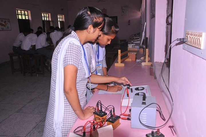 Shri Mahavir Jain Public School-Physics Lab